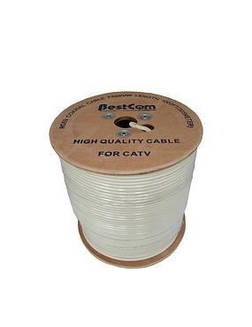 Cable coaxial RG-59 al 60%...