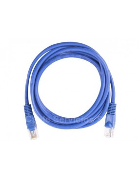 Cable patch cord UTP CAT5e...