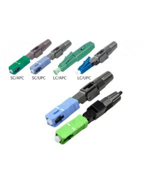 Conector para fibra óptica...