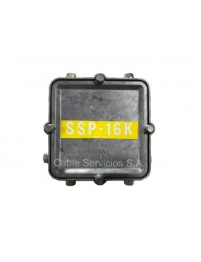 Acoplador direccional troncal  16 dB