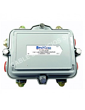 Acoplador direccional  troncal 12  dB 5-1000 MHz