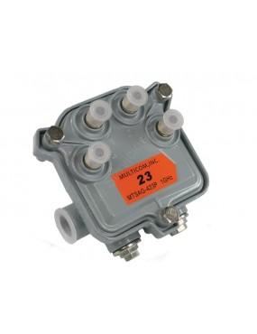 Multitap de 4 salidas, 8 dB power pass 1 GHz / MTSAG-408P