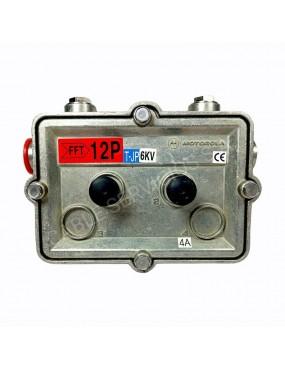 Multitap  ecualizable de 2 puertos 12 dB power pass