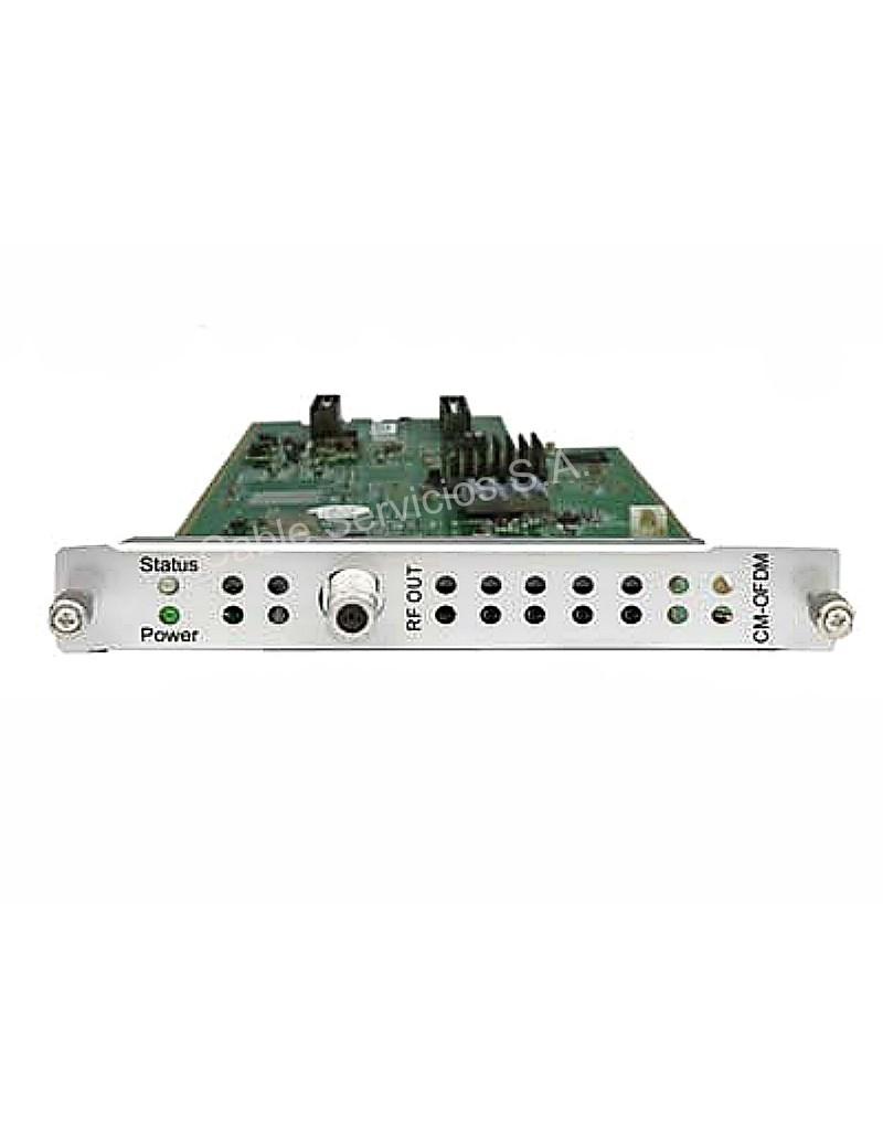 CM2-OFDM-R01A   tarjeta de modulación  utilizada en la implementación de plataforma digital de WELLAV de la serie CMP201/203