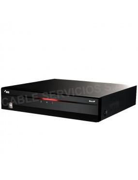 DR-2404P Grabador NVR 4K...