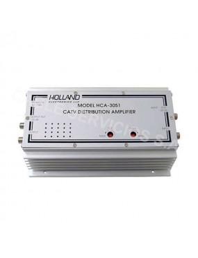 HCA-3051 Holland Electronics Amplificador 54 - 550 MHz  30dB