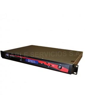 Amplificador EDFA 1550 nm 18 dBm SNMP 1RU