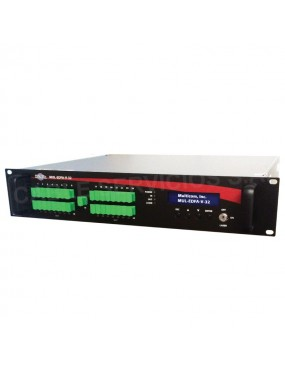 Amplificador óptico EDFA 32 puertos 1550nm para CATV de alta potencia