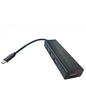 Hub multipuerto 4 en 1 USB...