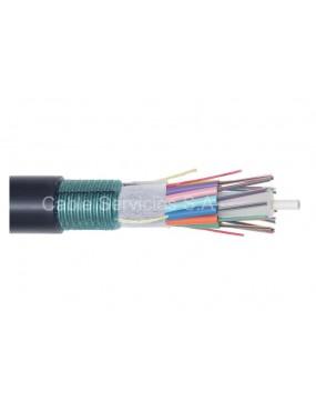 Fibra óptica LT Dry de 96...