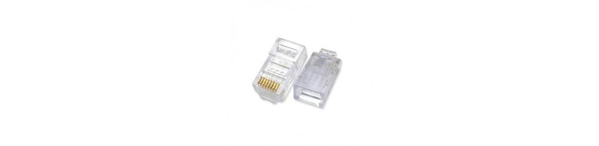 Conectores RJ-45 CAT-5