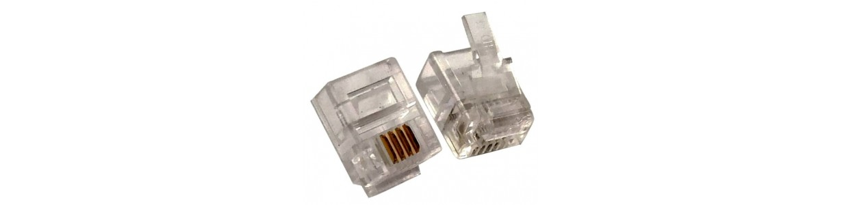 Conectores RJ-11