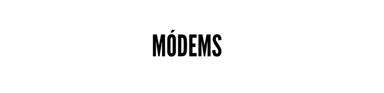 Módems