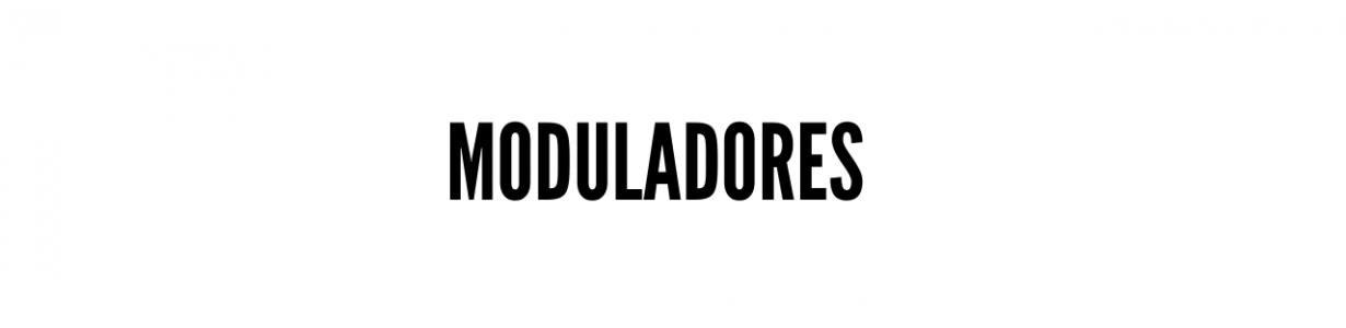 Moduladores
