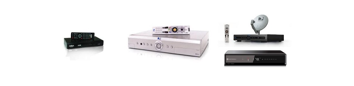 Unidades base para TV digital