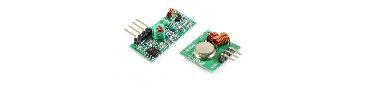 Módulos de codificación/ recepción/modulación