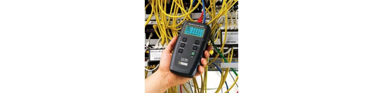 Verificadores de cableado