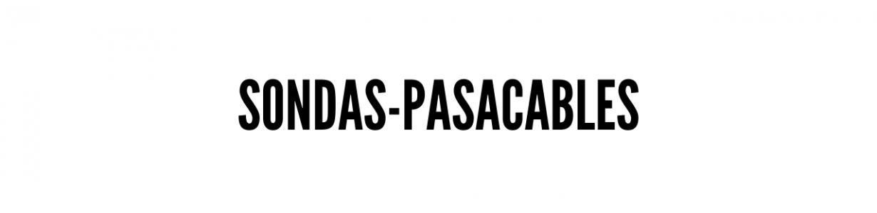 Sondas-pasacables