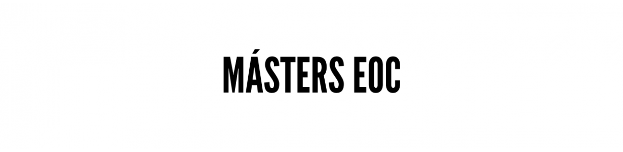 Másters EoC