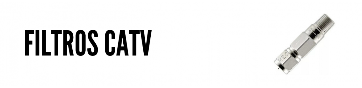 Filtros CATV