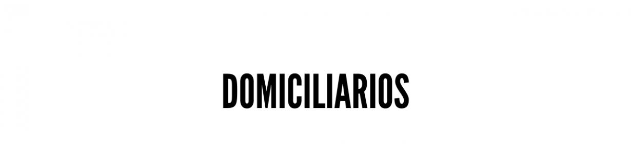 Domiciliarios