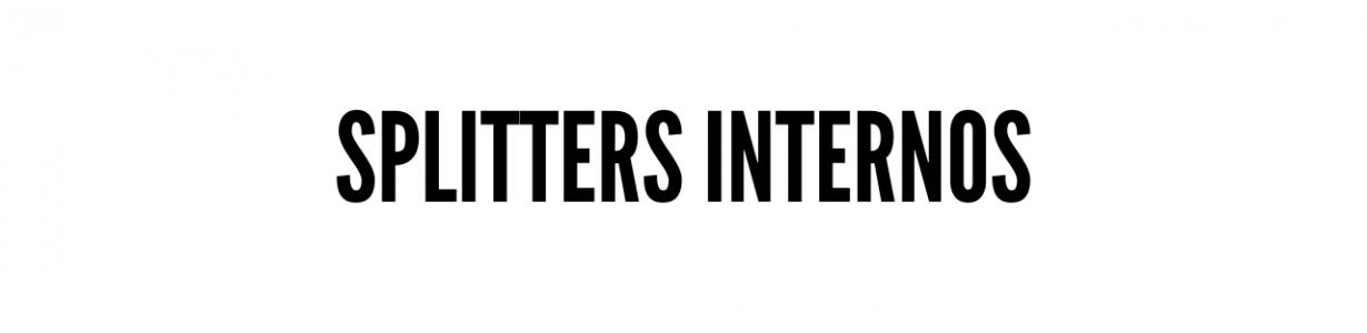 Splitters internos