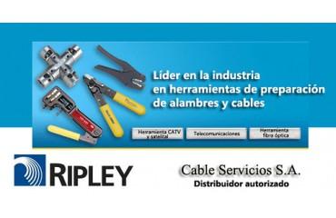 Cable Servicios SA es distribuidor autorizado de Ripley